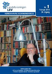 LEV Københavns medlemsblad nr. 1 2018